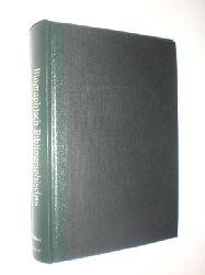 BAUTZ, Friedrich Wilhelm und BAUTZ, Traugott (Hrsg.):  Biographisch-Bibliographisches Kirchenlexikon. XVII (17). Ergänzungen IV. Begründet von Friedrich Wilhelm Bautz. Fortgeführt von Traugott Bautz.