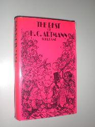 ARTMANN, Hans Carl:  The Best of H. C. Artmann. Herausgegeben von Klaus Reichert. Lyrik. Theater. Prosa. Theoretisches.