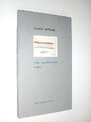 AL-MAALY, Khalid:  Klage eines Kehlkopfes. Gedichte.