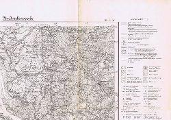 Karte des Deutschen Reiches, 145: Stade. Umdruckausgabe.