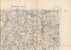 Verden. Karte des Deutschen Reiches, 235: Verden. Umdruckausgabe.