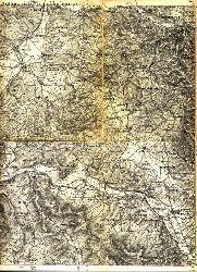 Eisenach.  Karte des Deutschen Reiches, 436: Eisenach. Umdruckausgabe.