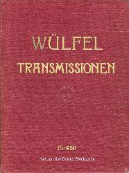 Eisenwerk Wülfel, Hannover-Wülfel. Katalog Nr. 450