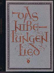 Das Nibelungen-Lied. Auf Grund der Übersetzung von Karl Simrock bearbeitet von Andreas Heusler.