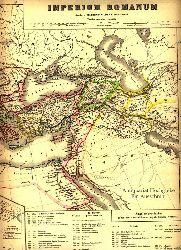 Kiepert, Henrico:  Imperium Romanum.