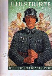 Schinke, Hermann - Hauptschriftleiter:  Die deutsche Wehrmacht. Sonderheft. Illustrirte Zeitung Nummer 4785 vom 26. November 1936. Komplett.