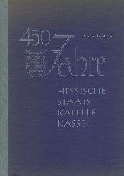 1502 - 1952. Jubiläum der Hessischen Staatskapelle Kassel.