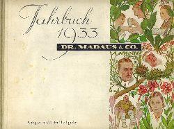 Dr. Madaus & Co. Jahrbuch 1933.