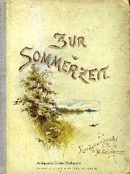 Schubert, M.:  Zur Sommerzeit. Liederauswahl.