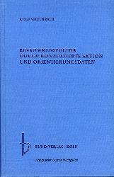 Seitenzahl, Rolf:  Einkommenspolitik durch konzertierte Aktion und Orientierungsdaten.