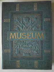 Speman, Wilhelm, Graul, Richard und Richard Stettiner - Herausgeber:  Das Museum. Eine Anleitung zum Genuss der Werke bildender Kunst. (Band II)