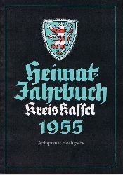 Heimatjahrbuch Kreis Kassel 1955.