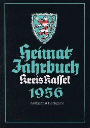 Heimat-Jahrbuch Kreis Kassel 1956.