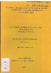 Ahrenhöfer, Ursula:  Reinigung und Charakterisierungen der NAD (P)-spezifischen Glycerinaldehyd 3-Phosphat Dehydrogenase aus Chlorella Fusca. Dissertation.