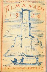S. Fischer Verlag Berlin. Almanach 1930.