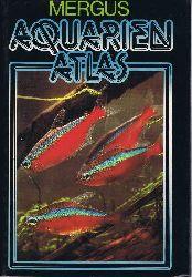 Riehl, Rüdiger und Hans A. Baensch:  Mergus Aquarienatlas- Bände 1-6.