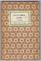 Nr. 295, 1: Schlegel, Friedrich:  Lucinde. Ein Roman.
