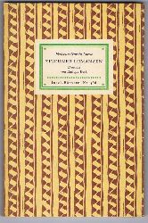 Nr. 566, 1: Federico Garcia Lorca:  Zigeuner-Romanzen.