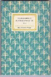 Nr. 748: Lehmann, Wilhelm:  Kunst des Gedichts. Essays.