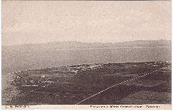 Halladjian, J. H.:  Panorama a Monte Carmeli visum. Palestina. Post Cartum.