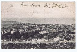 Haifa. Postkarte.