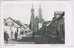 Lodz, Marien-Kirche. Lodz, Kosciol.