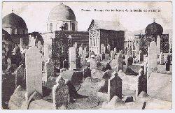 Damas. Groupe des tombeaux de la famille de Mahomet. Carte Postale. Verlagsnummer 61.