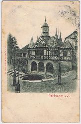 Mühlhausen i. Th. (Brunnenhaus)