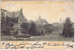 An der Burg Mühlhausen i. Th.