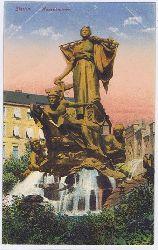 Stettin. Manzelbrunnen