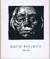 Käthe Kollwitz 1867-1945. Kasseler Kunstverein e. V. Ausstellung Frühjahr 1968. Das graphische Werk (Sammlung Helmut Goedeckemeyer). Ausstellung anläßlich des 100. Geburtstags.