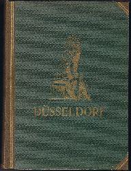 Lux, Hans Arthur - Herausgeber:  Düsseldorf. Deutsche Städtebaukunst. Wirken und Werke Deutscher Selbstverwaltung.