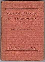 Toller, Ernst:  Die Maschinenstrürmer. Ein Drama aus der Zeit der Ludditenbewegung in England in fünf Akten und einem Vorspiel. / Freiheit-Postkarte No. 7 Ernst Toller.
