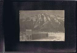 Morrissey Internment Camp B. C.  Photographs. Privates Fotoalbum. Prisoners of War.
