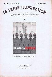Bommart, Jean:  Blanc et Rouge. Piece en trois Actes et six Tableaux. Mise en scene de Pierre Aldebert, realises par Raymond Labat.