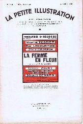 Amiel, Denys:  La Femme en Fleur. Piece en trois Actes. Mise en scene de Gabriel Signoret.