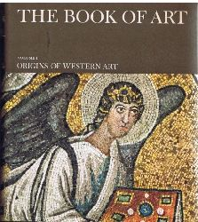Read, Herbert, Murray, Linda and Peter a. o.:  The Book of Art. A Pictorial Encyclopedia af Painting, Drawing, and Sculpture. 10 Volumes. 1. Origins of Western Art. 2. Italian Art to 1850. 3. Flemish and Dutch Art. 4. German and Spanish Art to 1900. 5. French Art From 1350 to 1850. 6. British and North American Art to 1900. 7. Impressionists and Post-Impressionists. 8. Modern Art. 9. Chinese and Japanese Art. 10. Many colour plates and a large number of black-and-white illustrations
