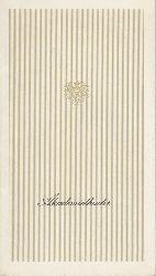 Akademietheater, Österreichischer Bundestheaterverband, Lothar Knessl  Programmheft Die Dame vom Maxim von Georges Feydeau Premiere 12. Februar 1972