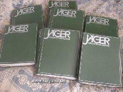 Diverse Autoren:  Jäger - Zeitschrift für das Jagdrevier. Deutsche Jäger-Zeitung.