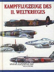 Chant, Chris:  Kampfflugzeuge des 2. Weltkrieges.