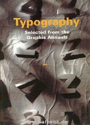 Diverse:  Typography. Selected from the Graphis Annuals.