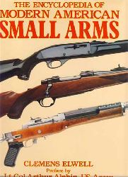 Elwell, Clemens:  The Encyclopedia of Modern American Small Arms. Preface by Lt Col Arthur Alphin, US Army.