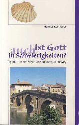 Reinhardt, Helmut:  Ist Gott auch in Schwierigkeiten? Tagebuch einer Pilgerreise auf dem Jakobsweg.