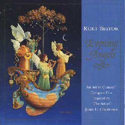Bestor, Kurt:  Evening Angels. An Art in Concert. Inspired by The of James C. Chrisensen.