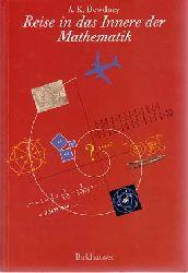 Dewdney, Alexander K.:  Reise ins Innere der Mathematik.
