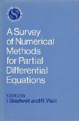 Gladwell, I. und R. Wait:  A survey of numerical methods for partial differrential equations.