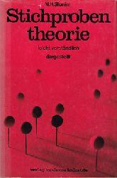 Slonim, Morris James:  Stichprobentheorie leicht verständlich dargestellt.