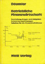 Däumler, Klaus-Dieter:  Betriebliche Finanzwirtschaft. Darstellung, Fragen und Aufgaben, Antworten und Lösungen, Tabellen für die Zinzeszinsfaktoren.