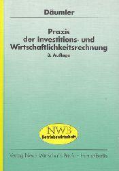 Bauersfeld, H. und M. Otte:  Praxis der Investitions- und Wirtschaftlichkeitsrechnung mit Fragen und Aufgaben, Antworten und Lösungen, Tests und Tabellen.