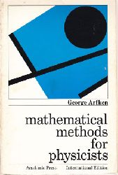 Arfken, George:  Mathematical methods for physicists.